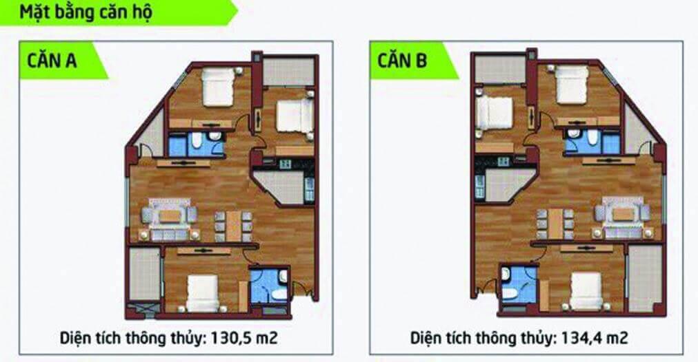 mặt-bằng-căn-130,5m2-và-134,4m2-chung-cư-viwaseen-tower-48-tố-hữu