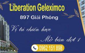 GELEXIMCO 897 GIẢI PHÓNG