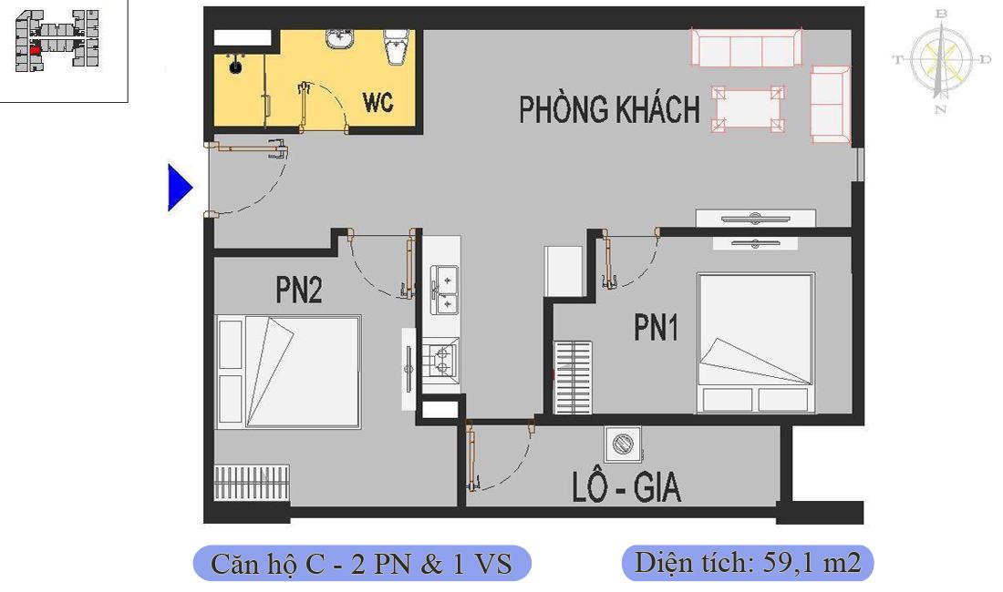 mặt-bằng-căn-c-59,2m2-nhà-ở-xã-hội-rice-city-thượng-thanh